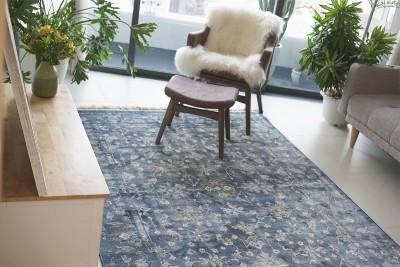 Thảm trải sàn Ragolle MAGIC BLUE