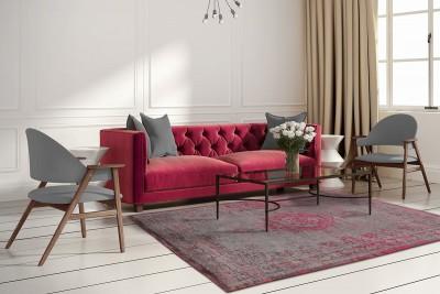 Thảm trải sàn Pink Flash