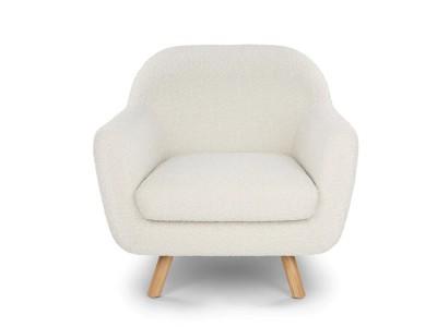 Ghế Sofa đơn Trắng CNT22B