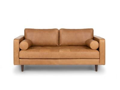 Sofa sven charme tan 72